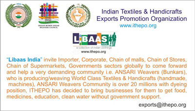 Official Website of the Indian Textiles & Handicrafts Exports
